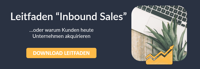 CTA Leitfaden Inbound Sales