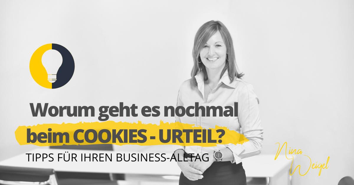 Cookies Urteil
