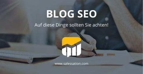 Blog SEO - Auf-diese-Dinge-sollten-Sie-achten