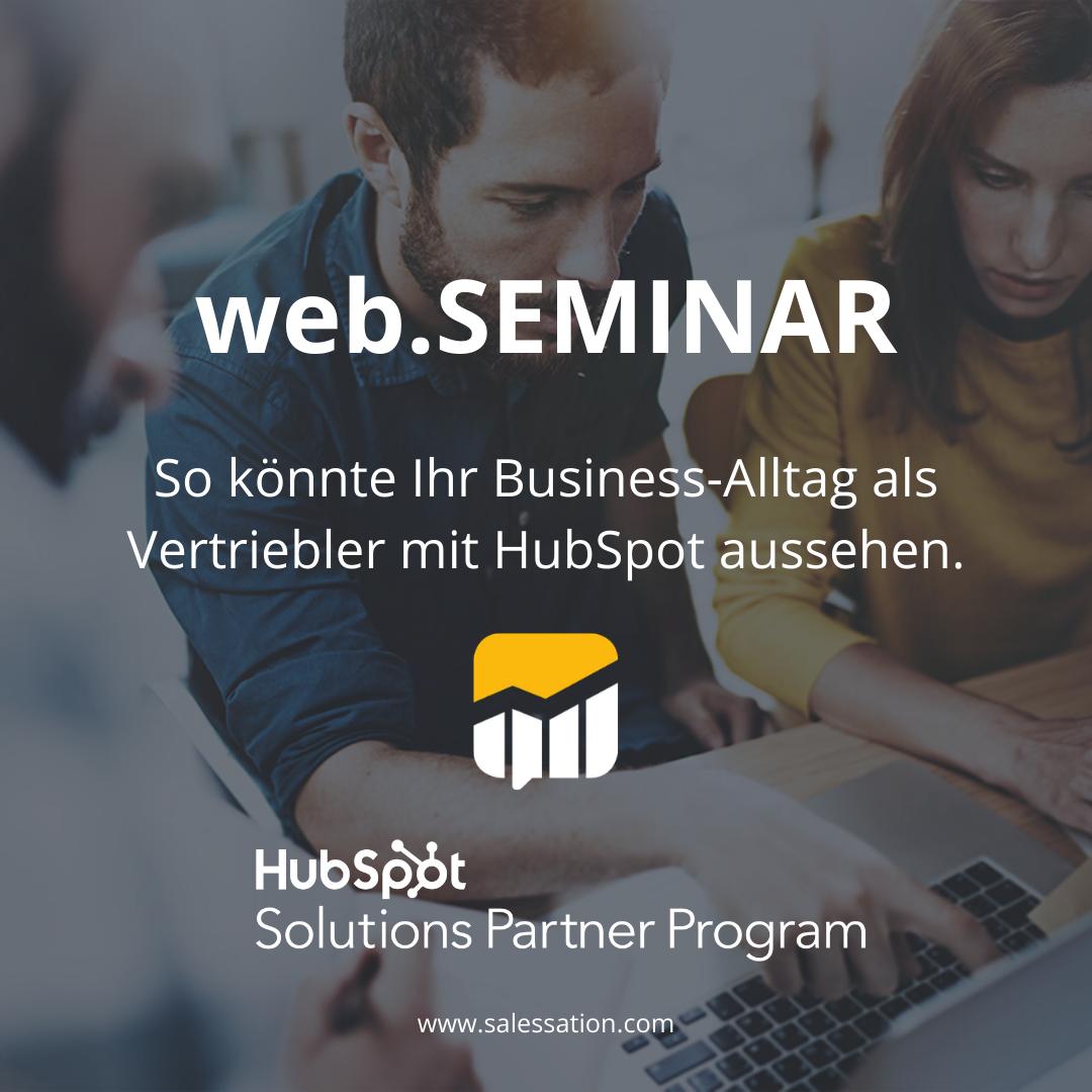 Insta-web.SEMINAR-HubSpot-Vertrieb