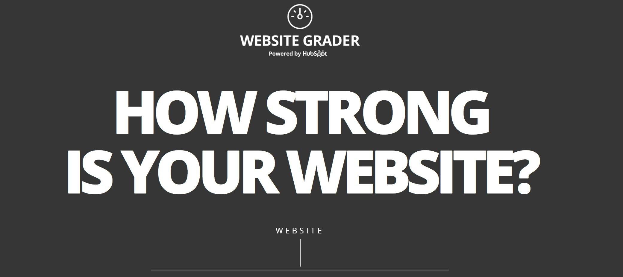 website.grader