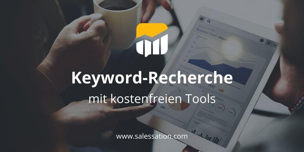 Keyword-Recherche mit kostenfreien Tools